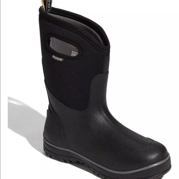 c8aa62522df New Bogs Classic Ultra Mid High Rain Boots Mens 7 NWT